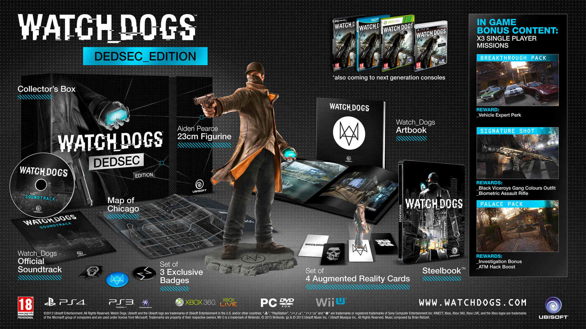 Se filtra por error Beta de Watch Dogs en Xbox One