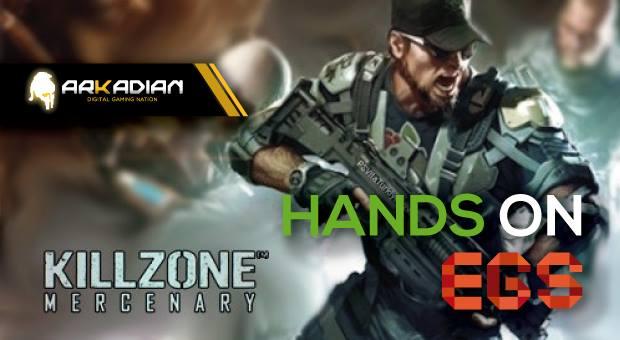 EGS Killzone mercenary