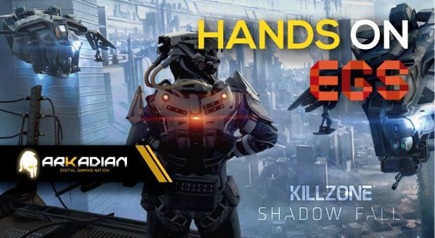 EGS killzone shadow fall