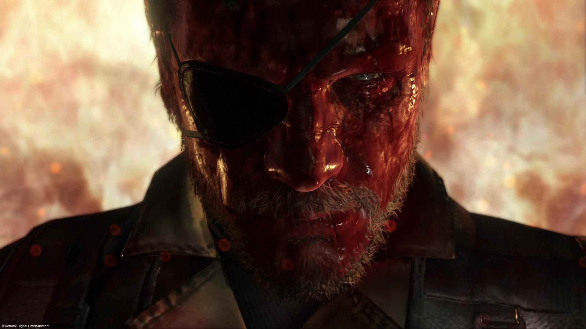 Metal Gear Solid The Phantom Pain A La Vez Para Pc Y
