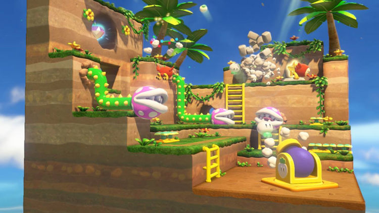 Captain Toad: Treasure Tracker 2