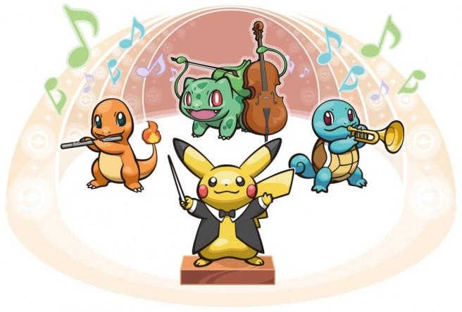 Pokemon Symphony