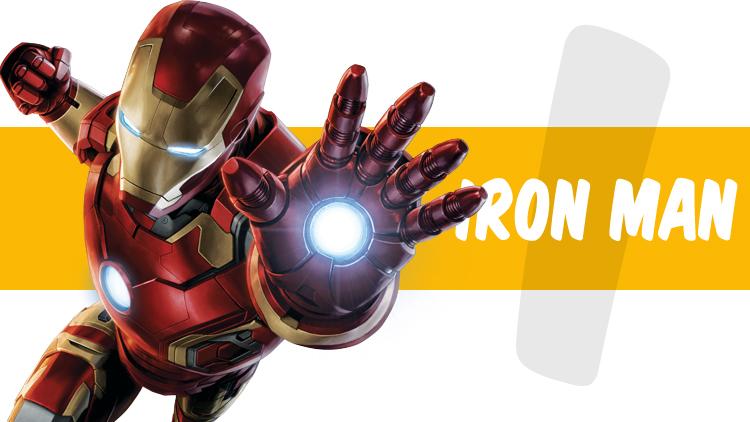 I de Iron Man