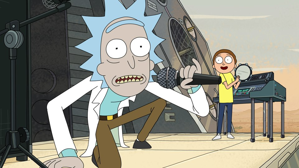 Rick and Morty 08