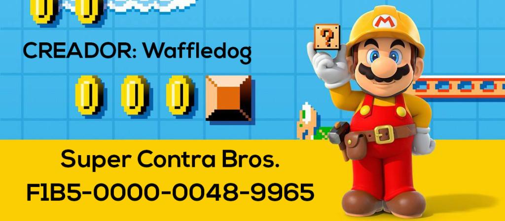 Mario Maker Set S2-N02