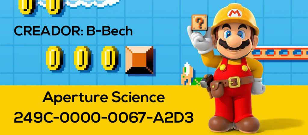 Mario Maker Set S2-N03