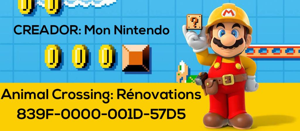 Mario Maker Set S2-N05
