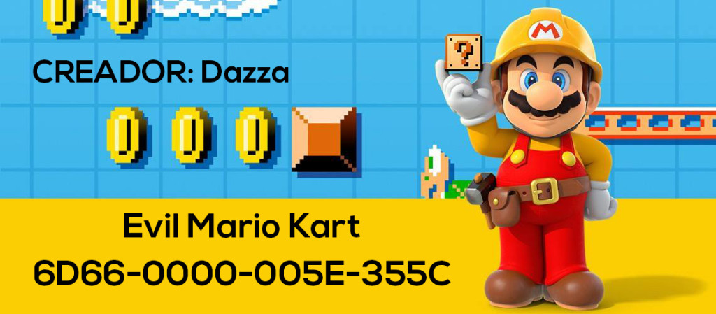 Mario Maker Set S2-N06