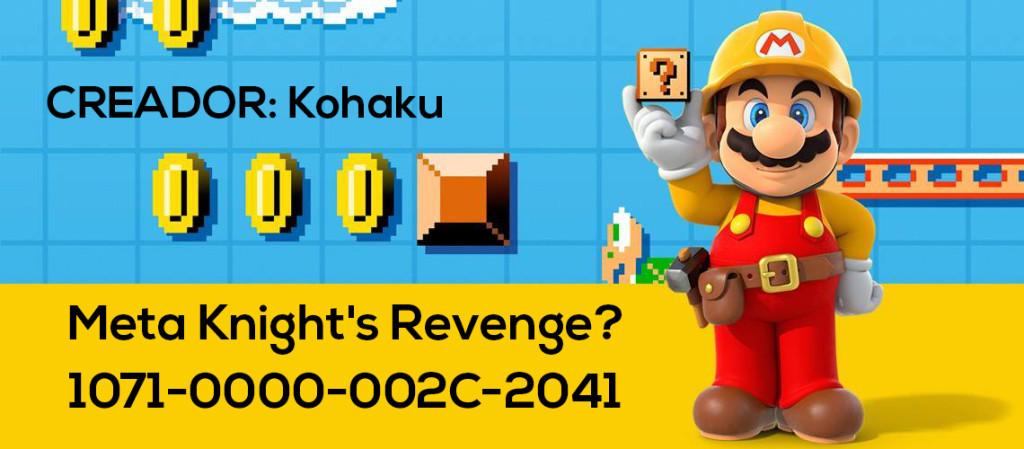 Mario Maker Set S2-N11
