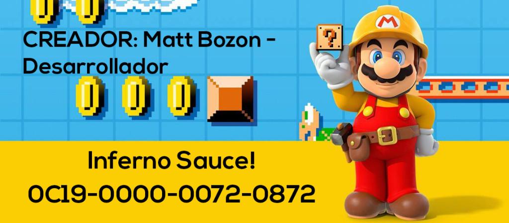 Mario Maker Set S2-N13
