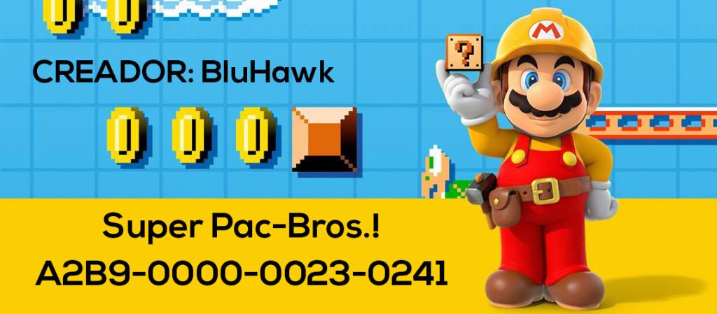 Mario Maker Set S2-N15