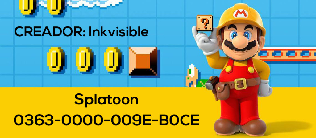 Mario Maker Set S2-N16