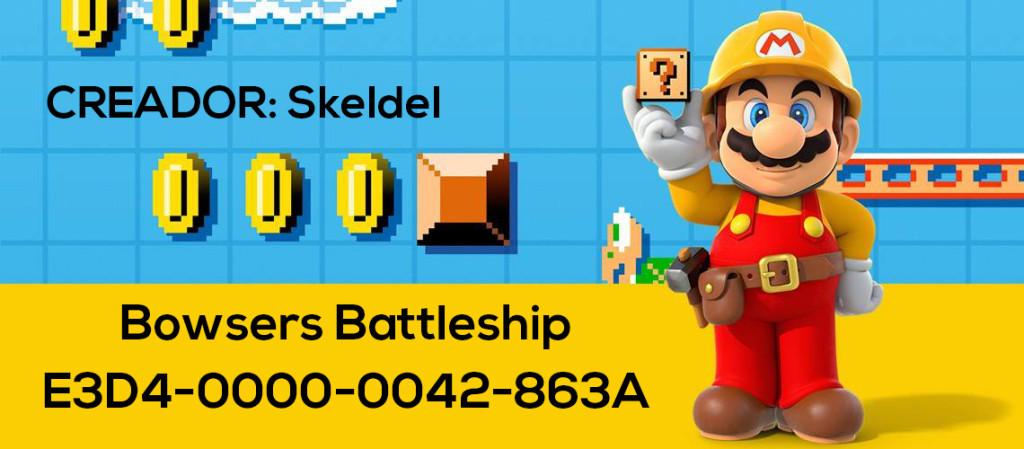 Mario Maker Set S2-N17