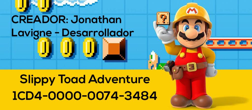 Mario Maker Set S2-N19