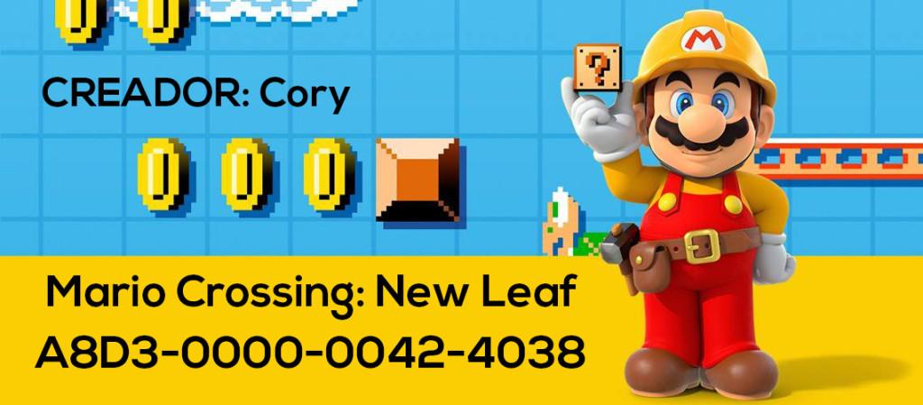 Mario Maker Set S3-N01