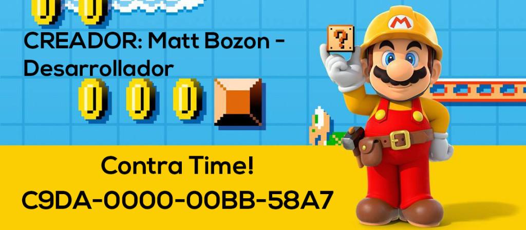 Mario Maker Set S3-N02