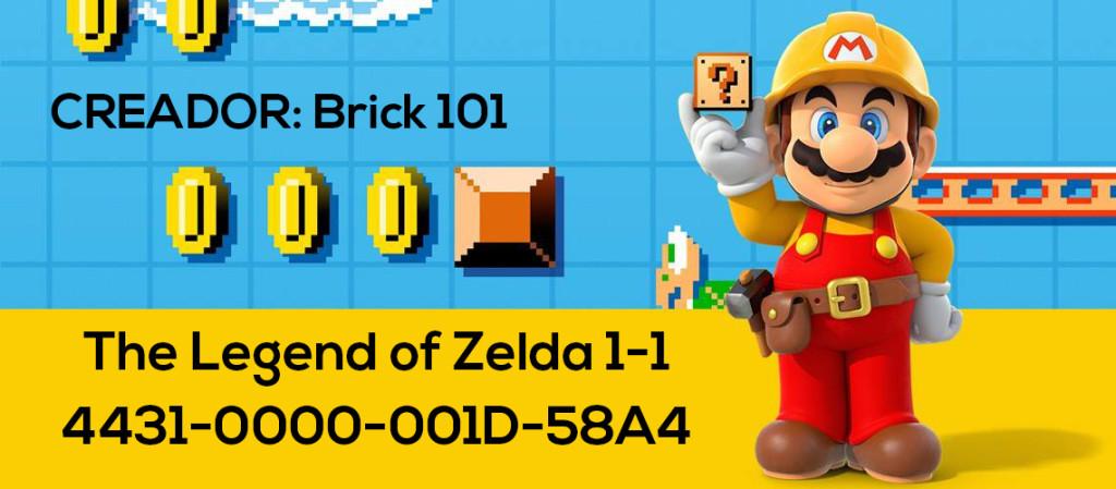 Mario Maker Set S3-N03