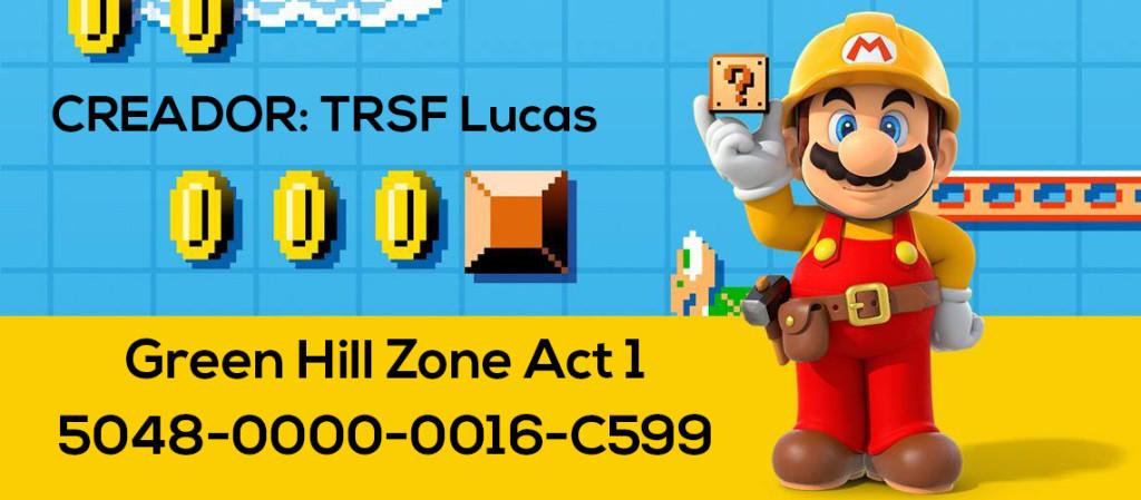 Mario Maker Set S3-N04