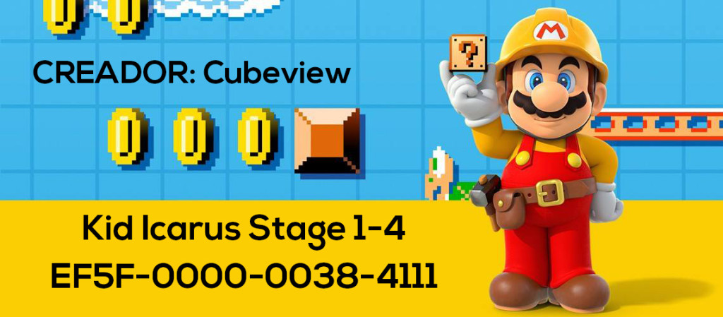 Mario Maker Set S3-N05