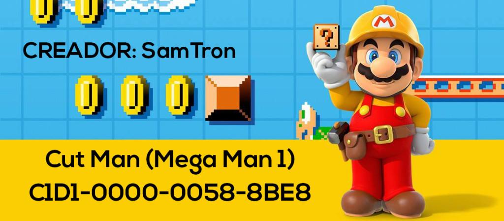 Mario Maker Set S3-N07