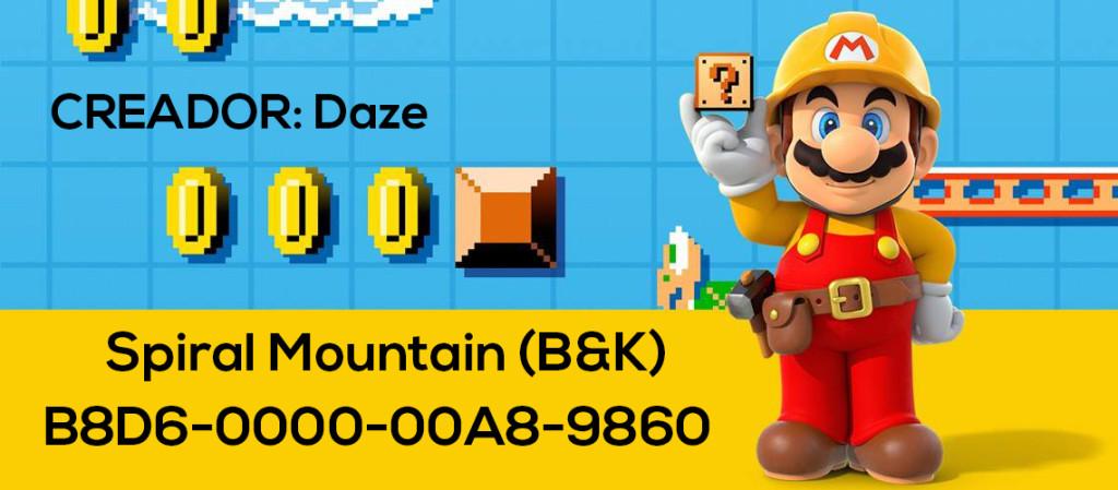 Mario Maker Set S3-N08