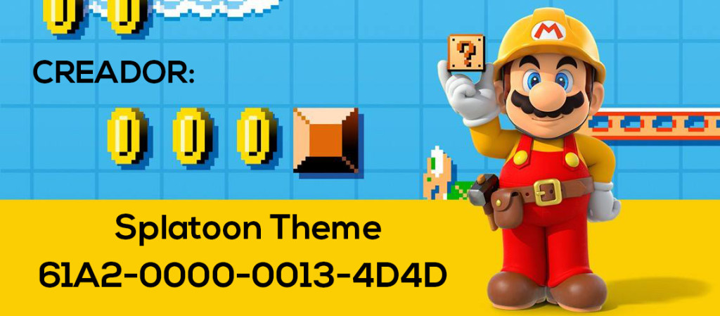 Mario Maker Set S3-N12