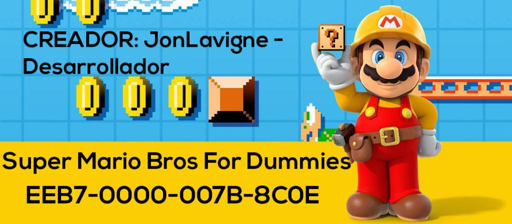 Mario Maker Set S3-N13
