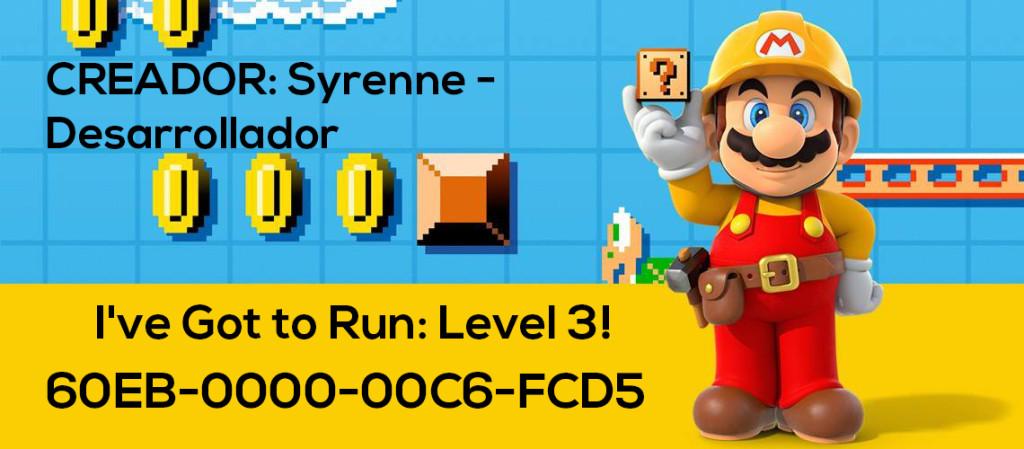 Mario Maker Set S3-N17