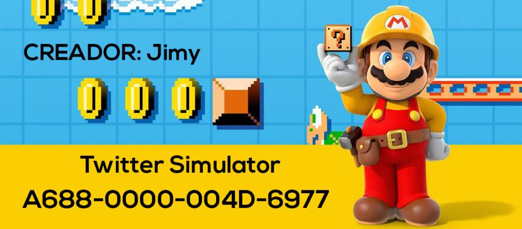 Mario Maker Set S3-N20