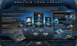 StarCraft II  Legacy of the Void Edición Coleccionista