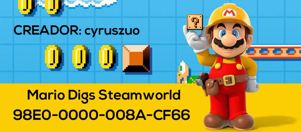 Mario Maker Set S4-N01