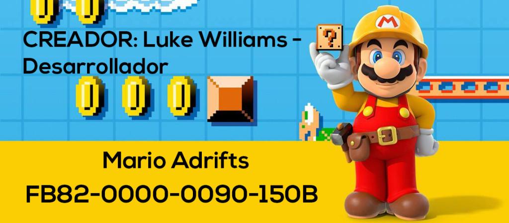 Mario Maker Set S4-N07