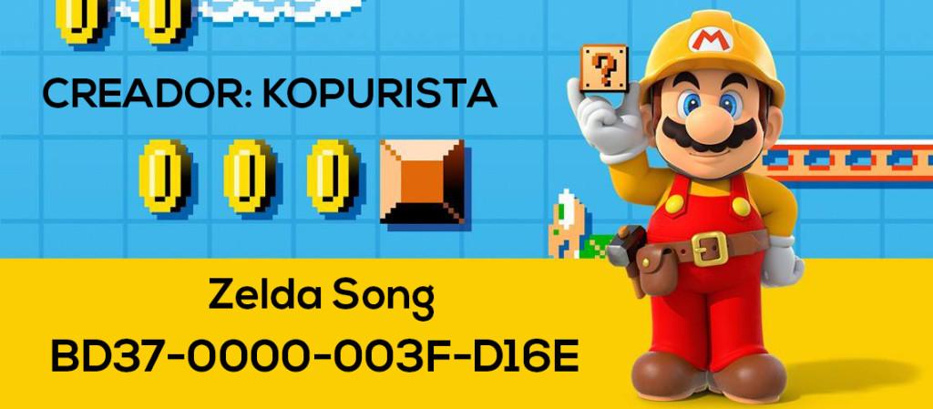 Mario Maker Set S4-N09