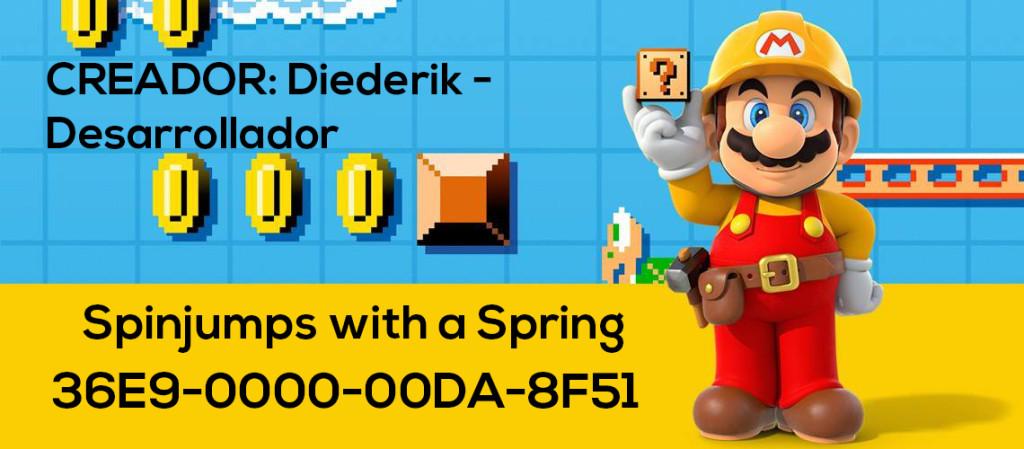 Mario Maker Set S4-N11