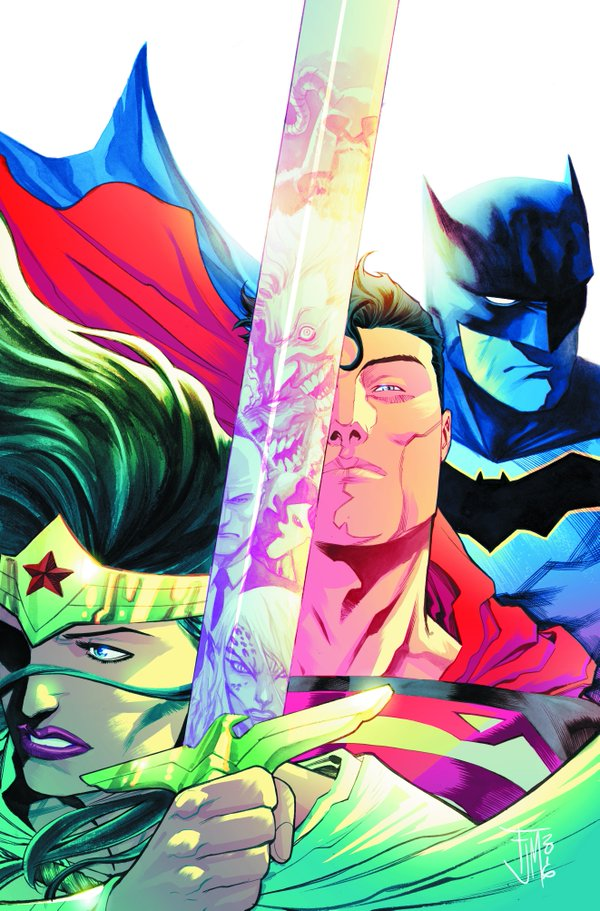 DC Rebirth 3