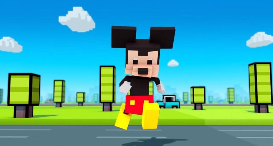 Disney Crossy Road 02