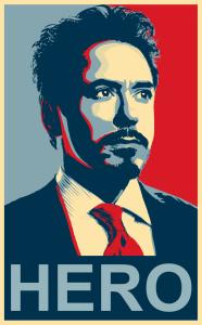 tony_stark_hero_poster_by_mishalicious-d4tnkmi
