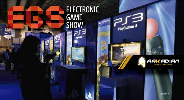EGS 2013 | HANDS ON del Stand de PlayStation