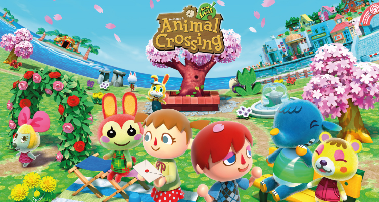 Animal Crossing trae un nuevo 3DS