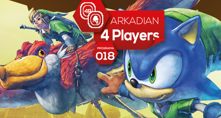 ARKADIAN 4 Players | Programa 018