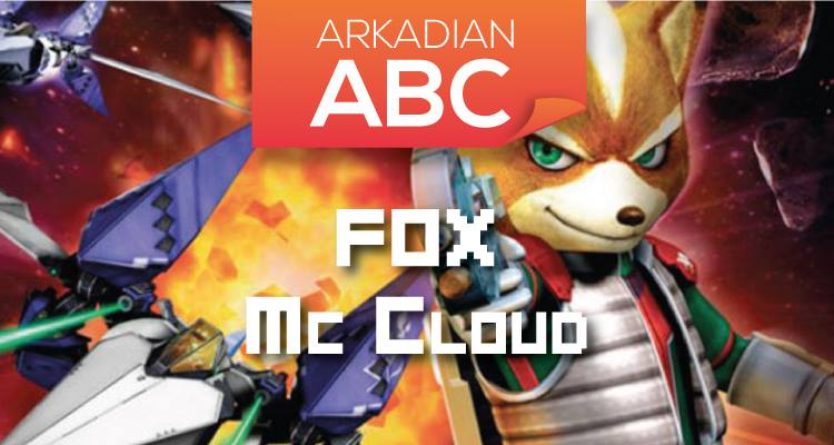 "Arkadian ABC | ""F"" de Fox McCloud"