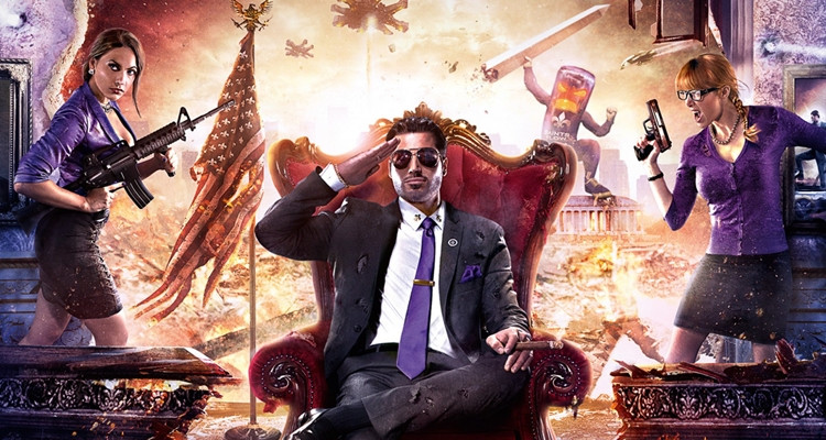 Saints Row: The Third ya disponible en Games With Gold
