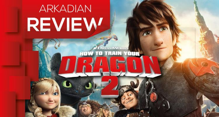 Review | How To Train Your Dragon 2
