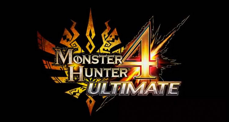 Revelada la portada de Monster Hunter 4 Ultimate