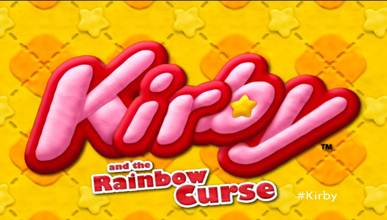 Comerciales de Kirby and the Rainbow Curse