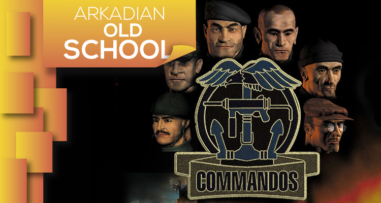 Arkadian Old School | Commandos