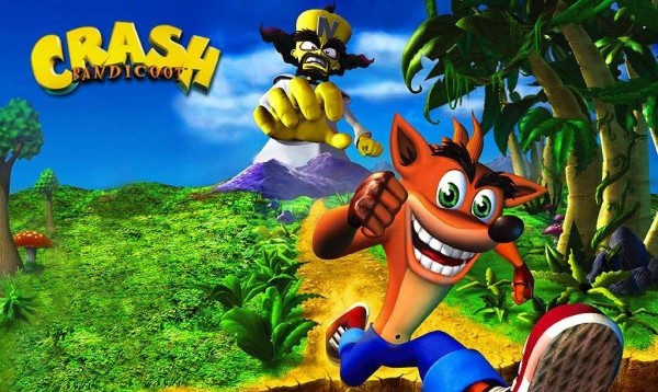 Sony no descarta un regreso de Crash Bandicoot