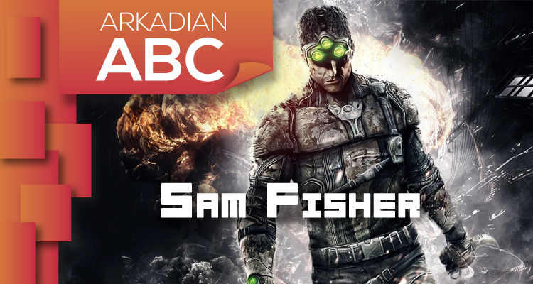 "Arkadian ABC | ""S"" de Sam Fisher"