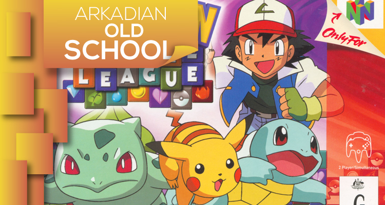 Arkadian Old School | Pokémon Puzzle League