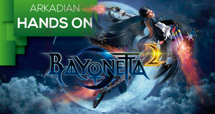 Hands On | Bayonetta 2 (Demo)